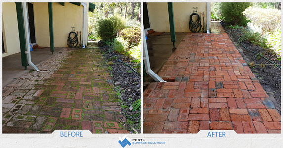 Paving Cleaning Perth